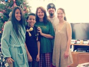 Christmas Morning of 2014