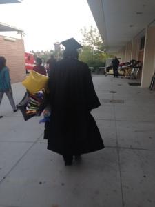 Kyle Bonde - Graduated 6-3-2015