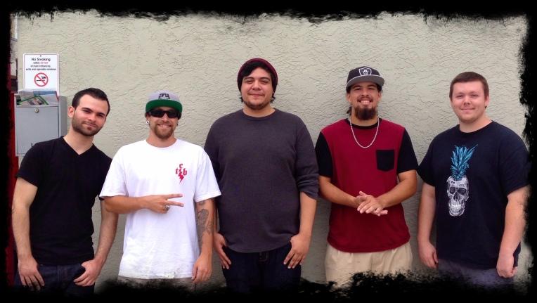Eddie, Troy, Alonzo, (my) Kyle, Tommy