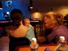 Katie, Ariel, and Sarah